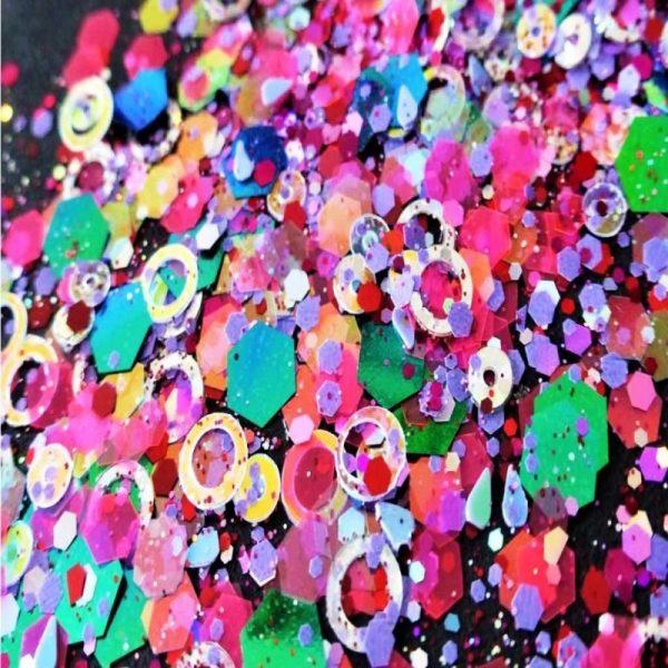 Festival Mania glitter mix