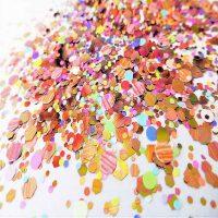 festival rave glitter mix