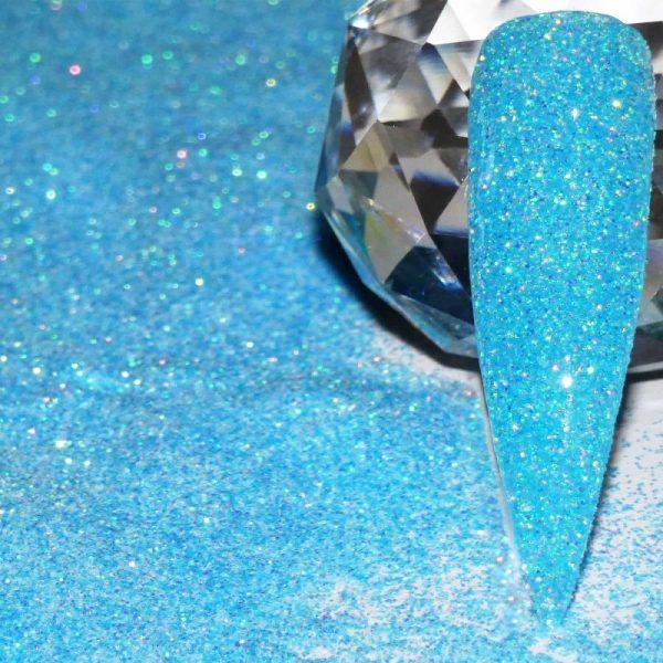 Ice Blue Iridescent .008