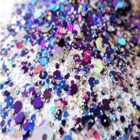 party animal glitter mix