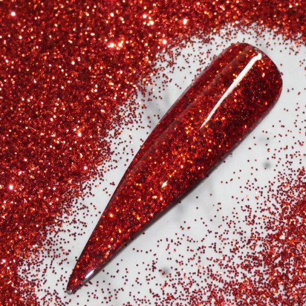 Red Metallic .008