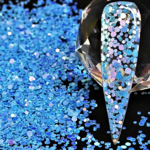 Magical Blue Dots