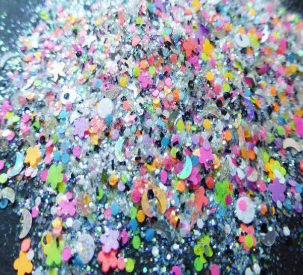 millions glitter mix