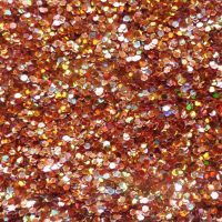Rich Amber Holographic 040