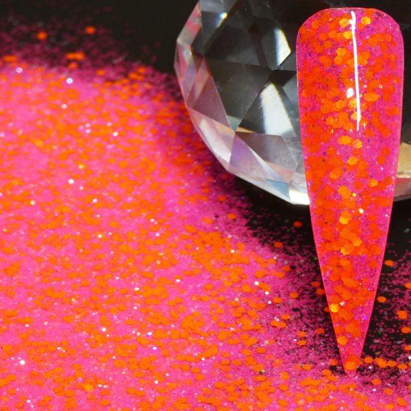 Swizzle .008 .015 .040 neon and iridescent mix
