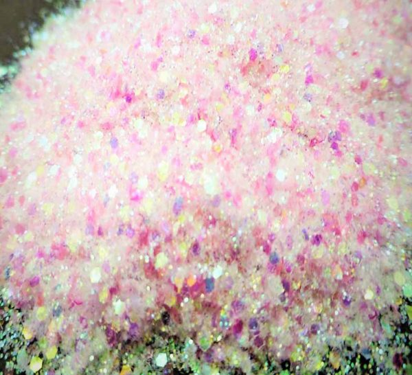 Tickled Pink 008-040 Iridescent Mix