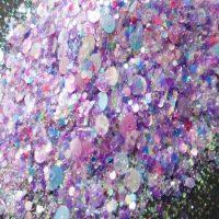 Vogue glitter mix