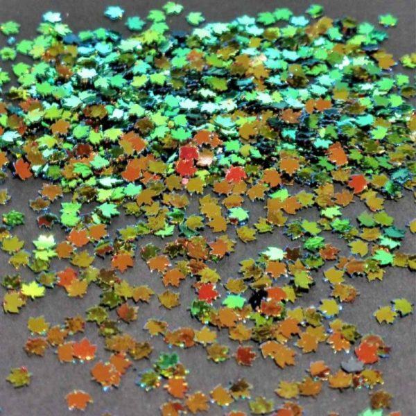 chameleon maple leaf shapes