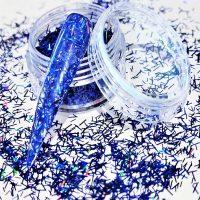 Sapphire Blue Tinsel