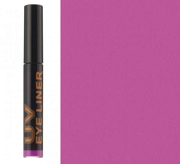UV purple eyeliner