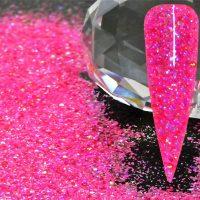 Hot Stuff .008 .015 .040 Ultra Violet Iridescent mix