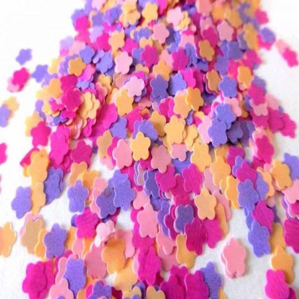 spring flower shapes