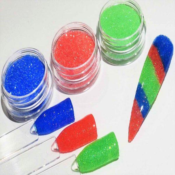 Iridescent Neon Set