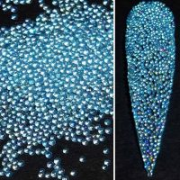 Pixie Blue Caviar Beads