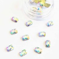 ab rectangle crystals