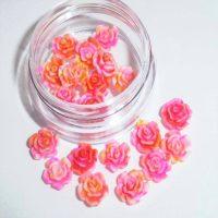 3D Resin Flowers