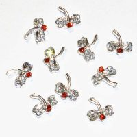 Crystal Dragonflys