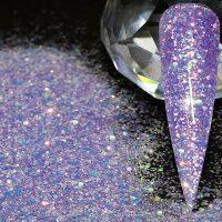 Parma Violet Iridescent Colour Shifting .008 .015 .040 Mix