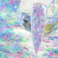 Mermaid Infinity Crystal Stars