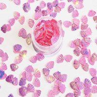 Mermaid Pink Shells