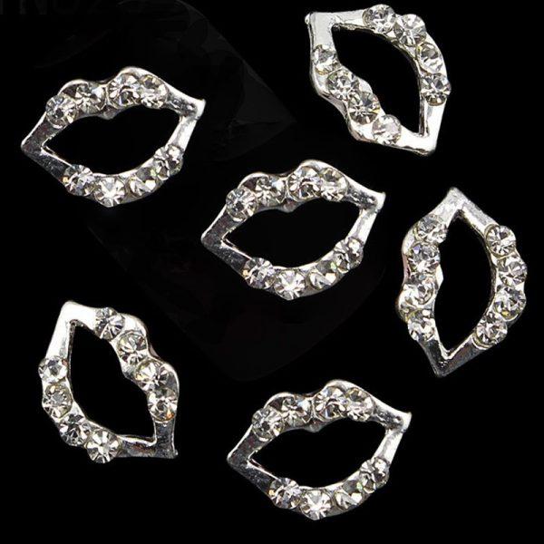 crystal lip shapes