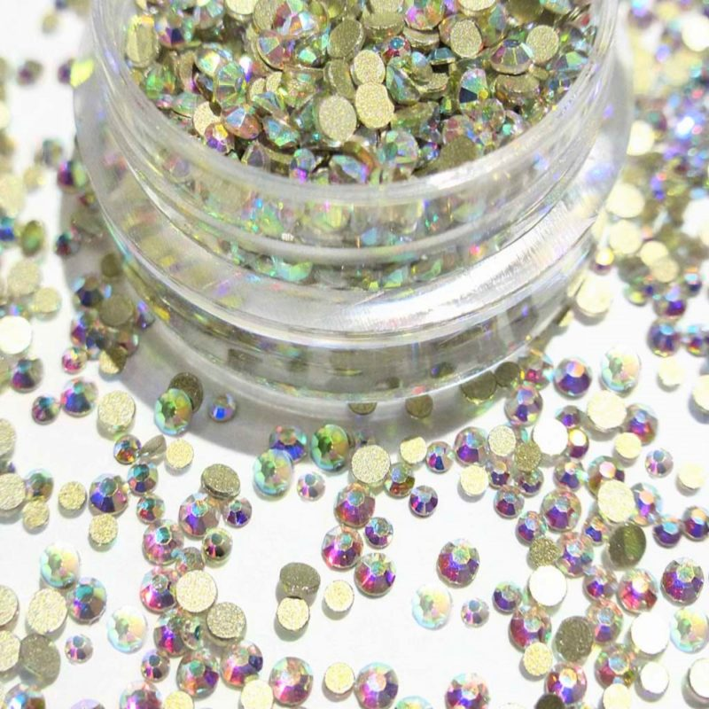 931c70818 AB Crystals Mixed Sizes 1mm – 2mm – Smileys Glitter Store
