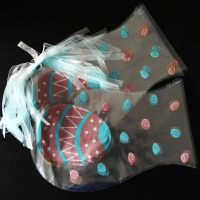 Easter egg cello presentation bags