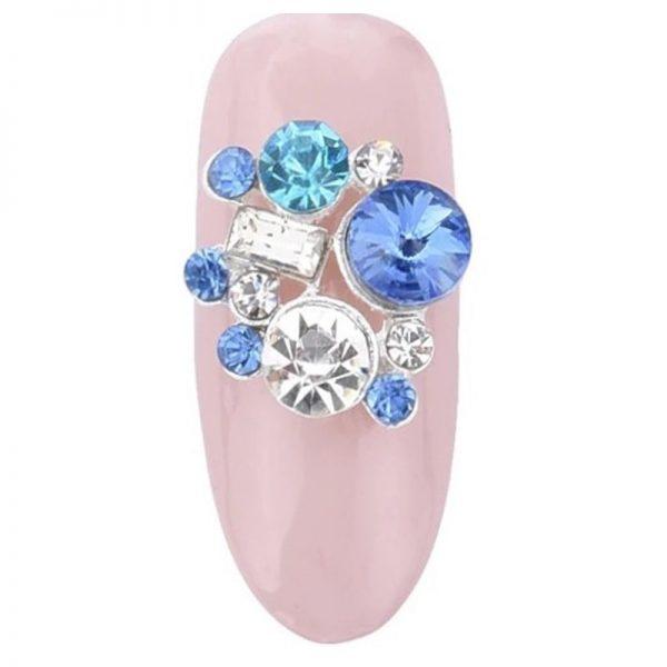 crystal nail art decoration design 25