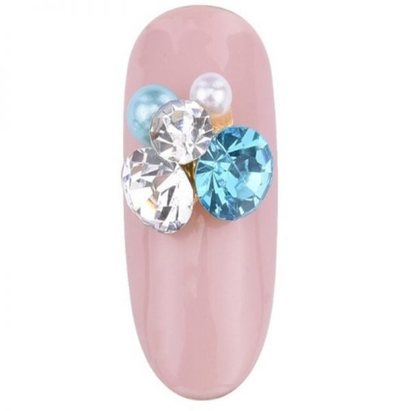 crystal nail art decoration design 29