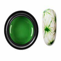 Green spider gel