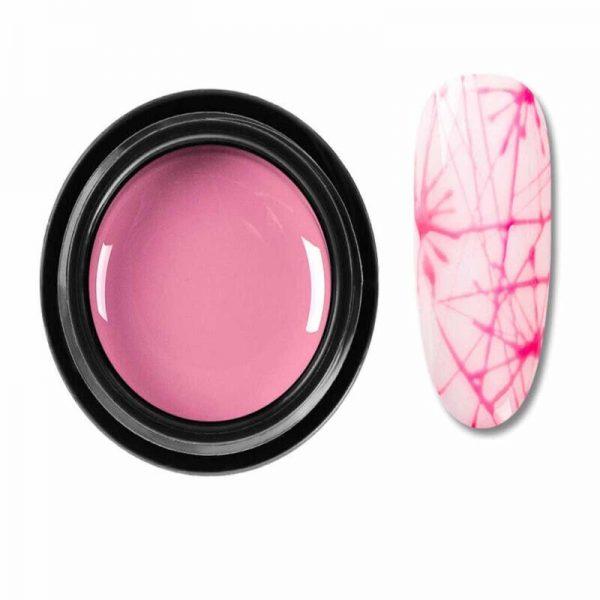 pink spider gel