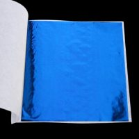 Blue Leaf Sheet