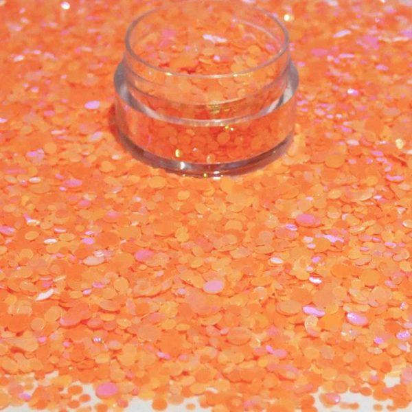 Carnival Peach Dot Mix