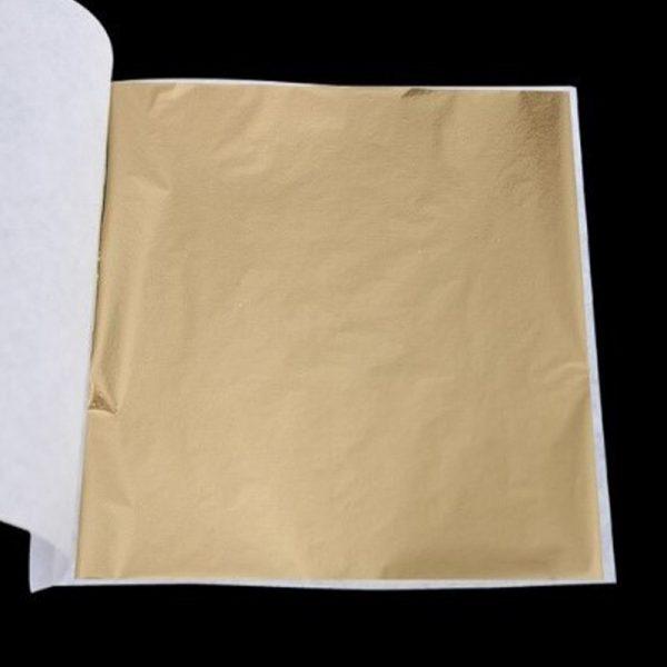 champagne leaf sheet
