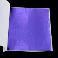 Purple Leaf Sheet