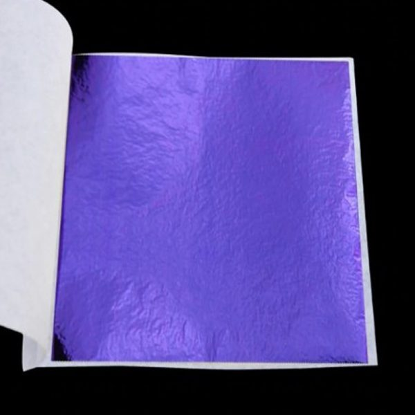 Purple Leaf Sheet