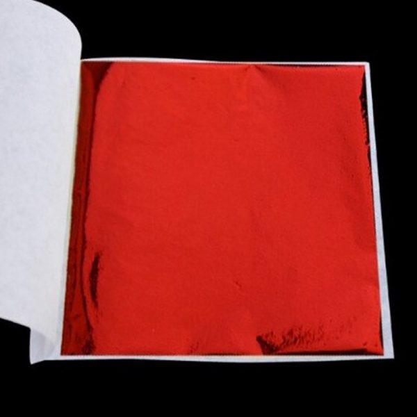Red Leaf Sheet