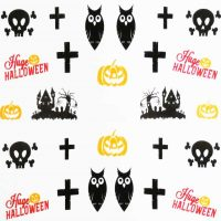 Halloween Water Decal A1109