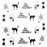 Halloween Water Decal A1110