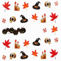 Halloween Water Decal A1126