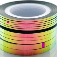 Chameleon Pink Gold Striping Tape