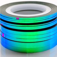 Chameleon Peacock Colour Changing Striping Tape