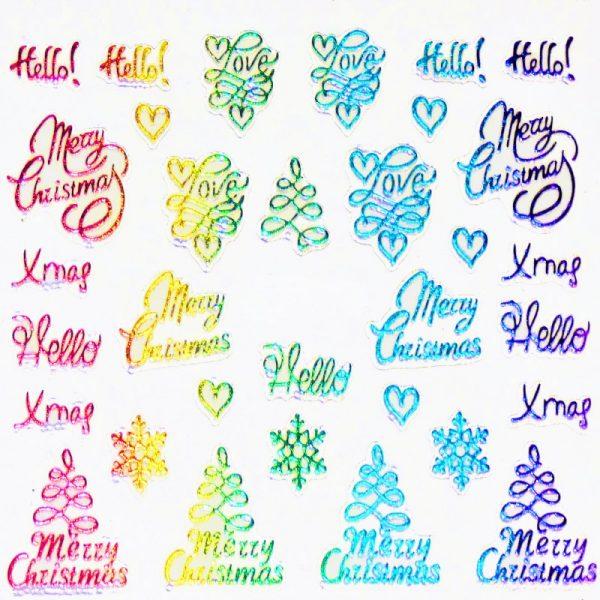 Holographic Rainbow 004