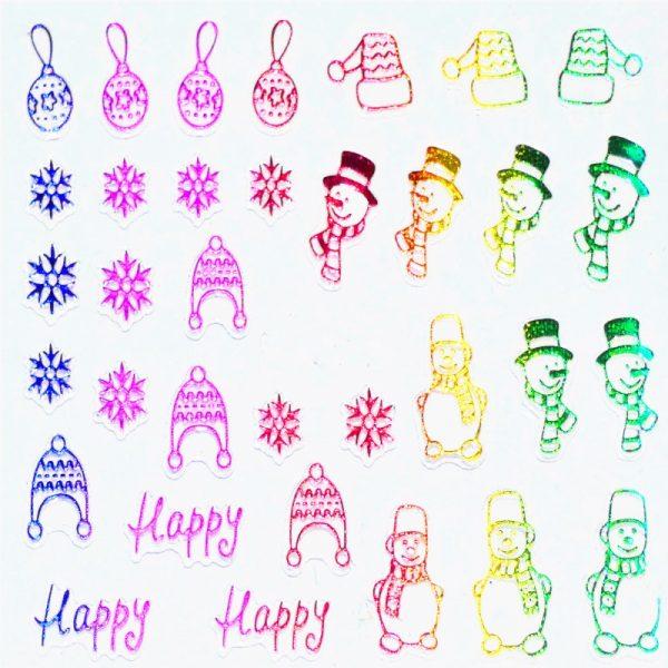 Holographic Rainbow 012