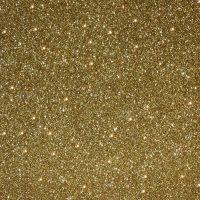 18k Gold Metallic Glitter A4 Mat