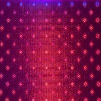 Fuchsia Holographic Pattern A4 Mat