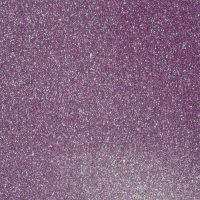 Lilac Metallic Glitter A4 Mat