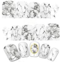 Marble Water Decal Design 624