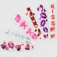 Valentine Vinyl Stickers