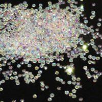 AB Flatback Crystals SS3